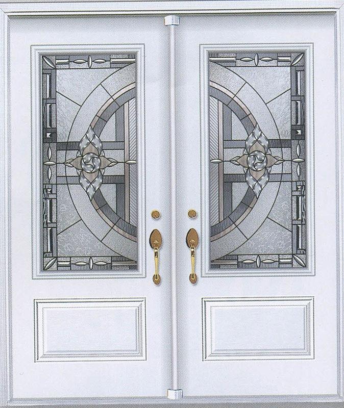 Twins Windows Doors Glass Inserts